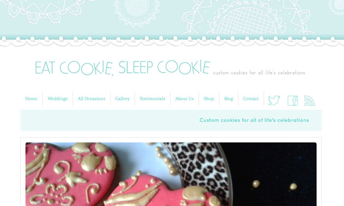 How we created Eat Cookie Sleep Cookie…
