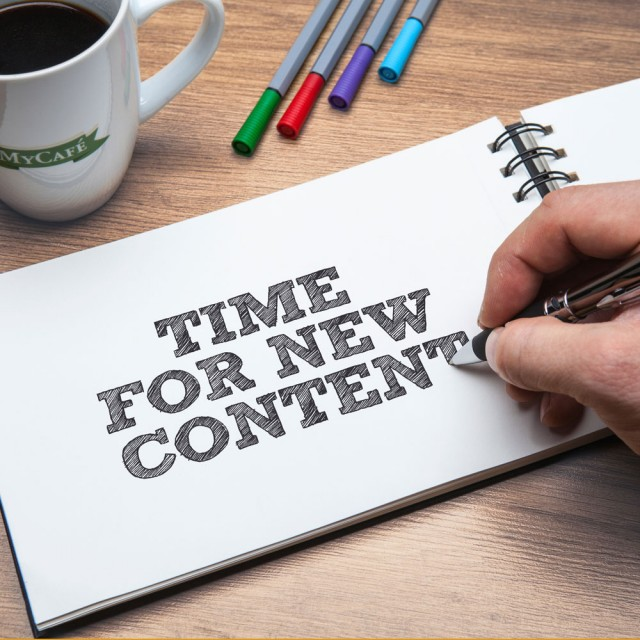 4 reasons to start writing content for your website